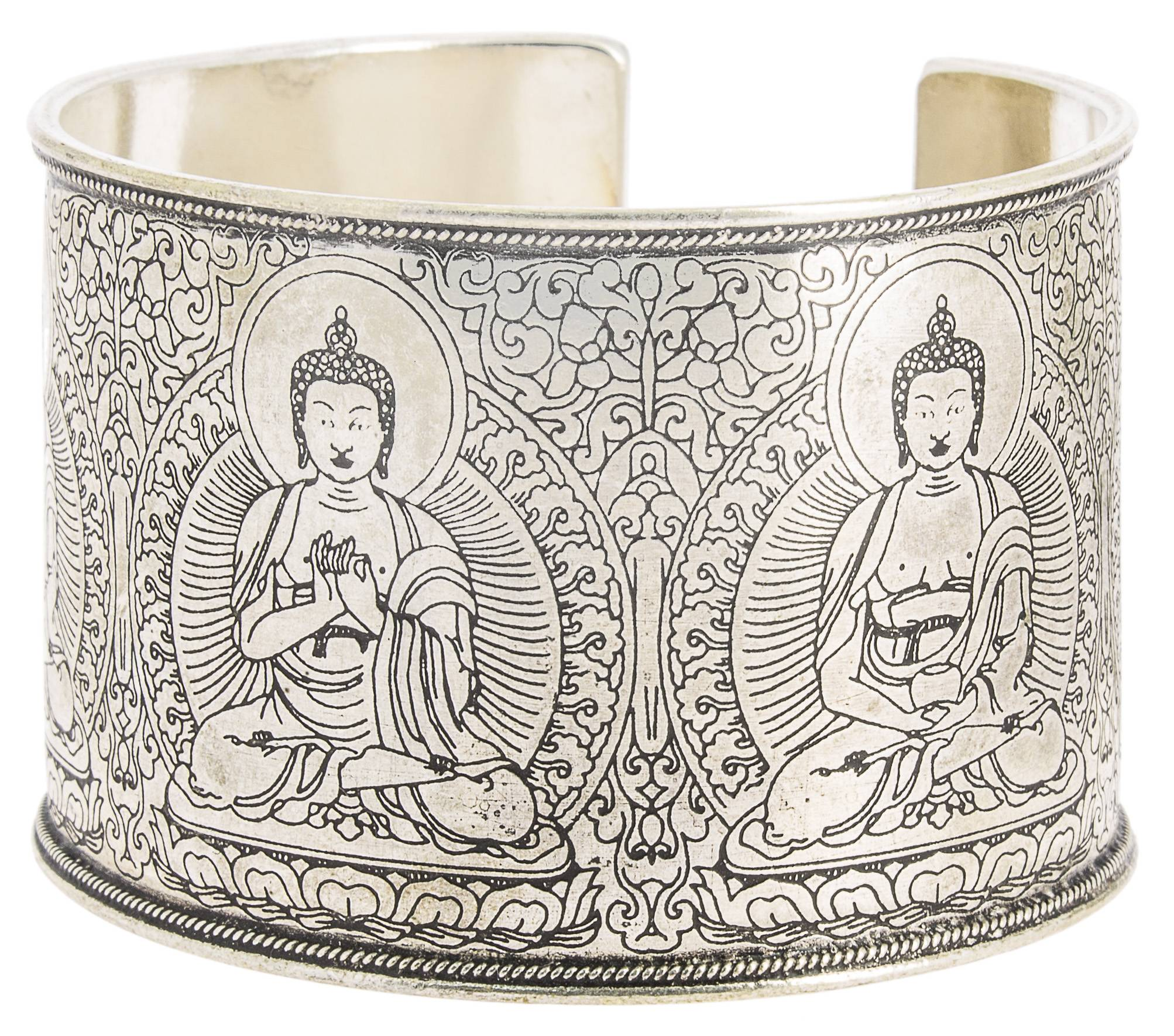 Bracelet of the Five Buddhas