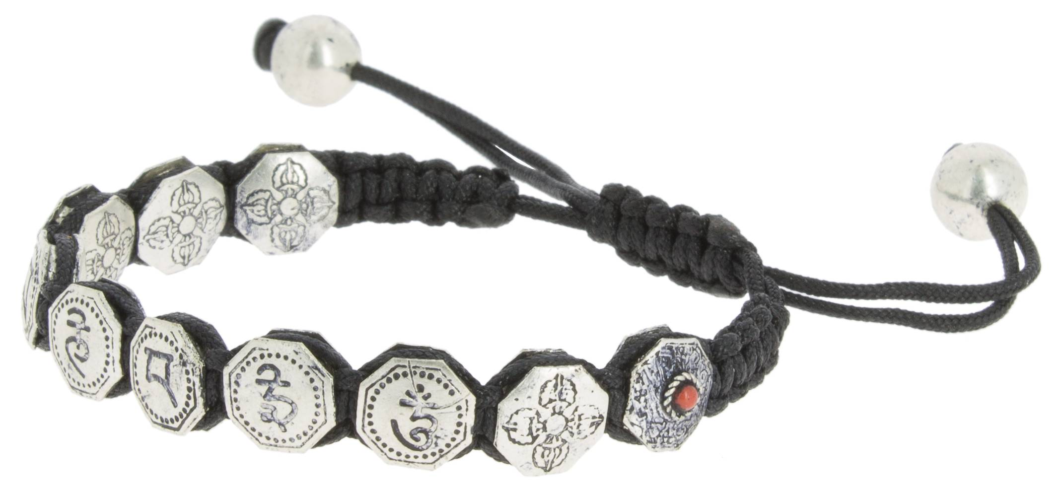 Pulsera Regulable con Mantra