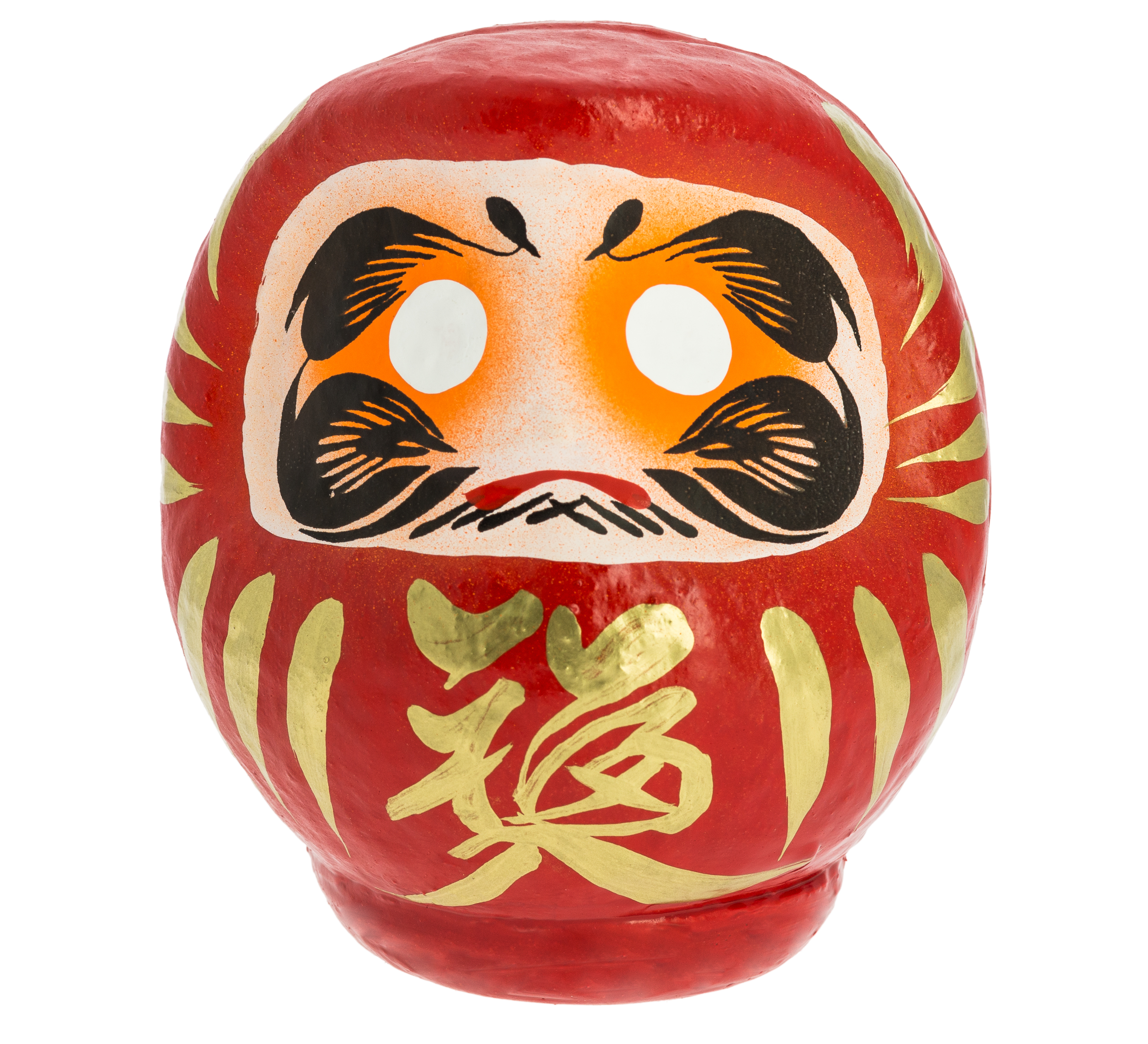 Special Red Daruma - Luck