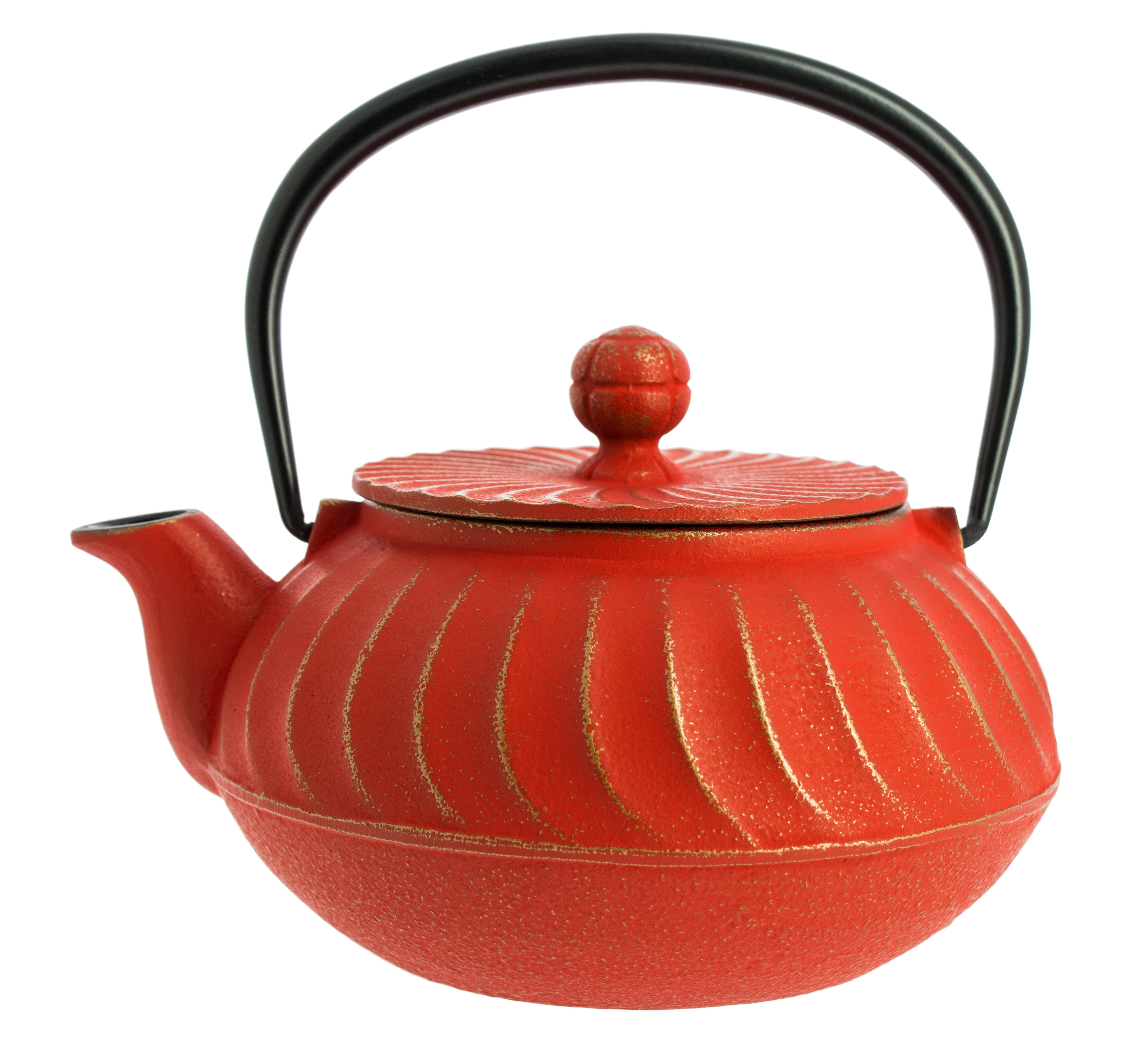 Nami Iwachu Teapot - Golden Red 650 ml